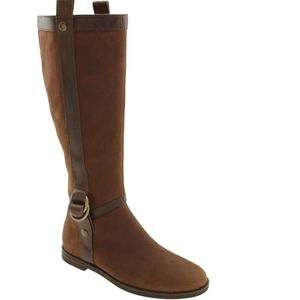 Cole Haan Air Library riding boots